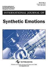International Journal of Synthetic Emotions, Vol 4 ISS 1 (häftad)