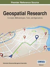 Geospatial Research (inbunden)