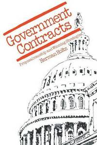 government contracts holtz herman r