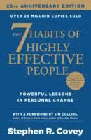 7 Habits Of Highly Effective People (häftad)