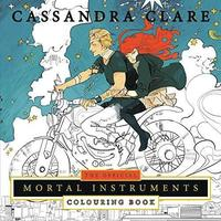 The Official Mortal Instruments Colouring Book (häftad)