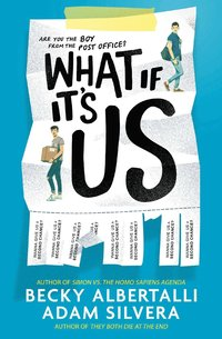 What If It's Us (häftad)