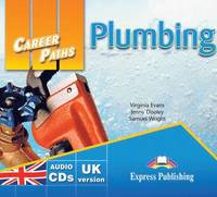 Career Paths: Plumbing (International): Class CDs - UK Version (set of 2) (cd-bok)
