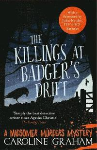 The Killings at Badger's Drift (häftad)