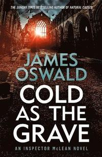 Cold as the Grave (häftad)