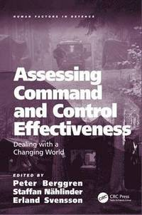 Assessing Command and Control Effectiveness (inbunden)