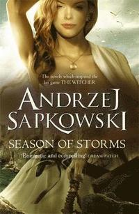 Season of Storms (inbunden)
