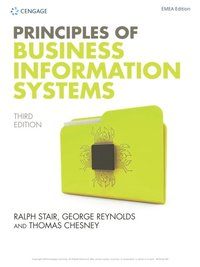 Principles of Business Information Systems (e-bok)