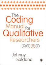 The Coding Manual for Qualitative Researchers (häftad)