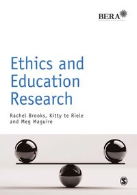 Ethics and Education Research (e-bok)