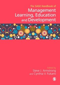 SAGE Handbook of Management Learning, Education and Development (e-bok)