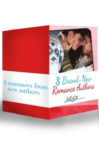 8 Brand-New Romance Authors (e-bok)