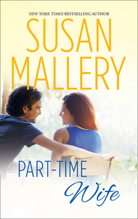 Part-Time Wife (Hometown Heartbreakers, Book 4) (e-bok)
