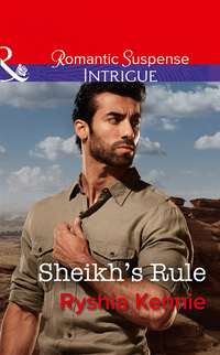 Sheikh's Rule (Mills & Boon Intrigue) (Desert Justice, Book 1) (e-bok)