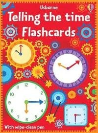 Telling the Time Flash Cards (häftad)