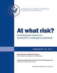 At what risk? Correcting over-reliance on contractors in contingency operations (häftad)