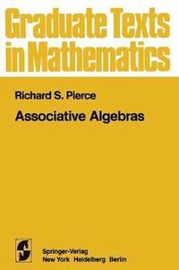 Associative Algebras (häftad)