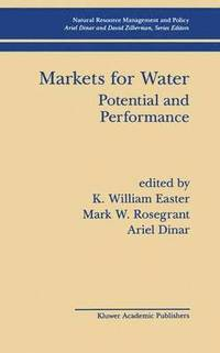 Markets for Water (häftad)