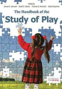 The Handbook of the Study of Play (inbunden)