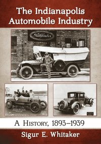 Indianapolis Automobile Industry (e-bok)