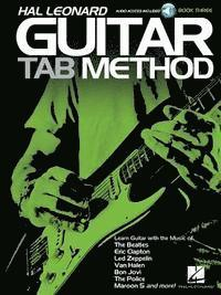 Hal Leonard Guitar Tab Method (häftad)