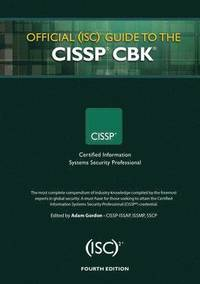 Official (ISC)2 Guide to the CISSP CBK (inbunden)