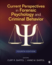 Current Perspectives in Forensic Psychology and Criminal Behavior (e-bok)
