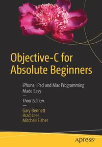 Objective-C for Absolute Beginners (häftad)