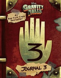 Gravity Falls Journal 3 (inbunden)