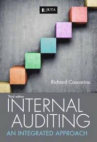 corporate fraud and internal control cascarino richard e