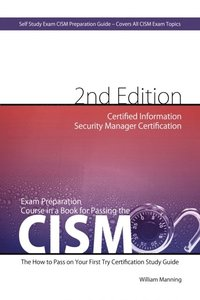 certified information security manager study guide pdf