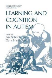 Learning and Cognition in Autism (häftad)