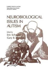 Neurobiological Issues in Autism (häftad)