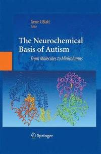 The Neurochemical Basis of Autism (häftad)