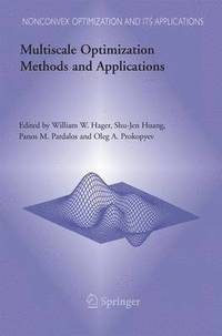 Multiscale Optimization Methods and Applications (häftad)