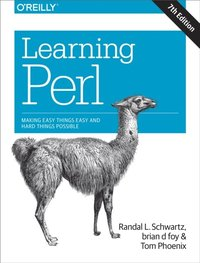 Learning Perl (e-bok)