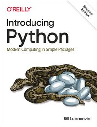 Introducing Python (häftad)