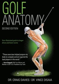 Golf Anatomy 2nd Edition (häftad)