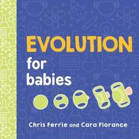 Evolution for Babies (kartonnage)