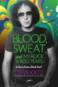 Blood, Sweat, and My Rock 'n' Roll Years (inbunden)