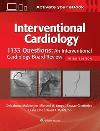 1133 Questions: An Interventional Cardiology Board Review (häftad)