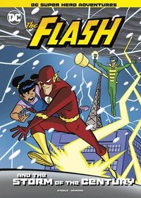 The Flash and the Storm of the Century (häftad)