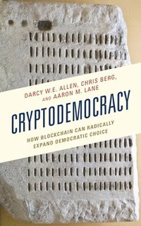 Cryptodemocracy (inbunden)