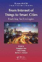 From Internet of Things to Smart Cities (inbunden)