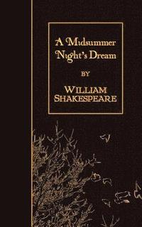 A Midsummer Night's Dream (häftad)