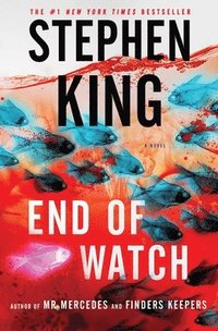 End of Watch (inbunden)