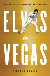 Elvis in Vegas (inbunden)