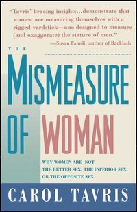 Mismeasure of Woman (e-bok)