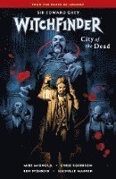 Witchfinder Volume 4: City Of The Dead (häftad)
