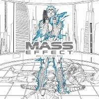 Mass Effect Adult Coloring Book (häftad)